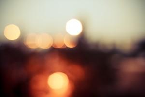 blurred 3